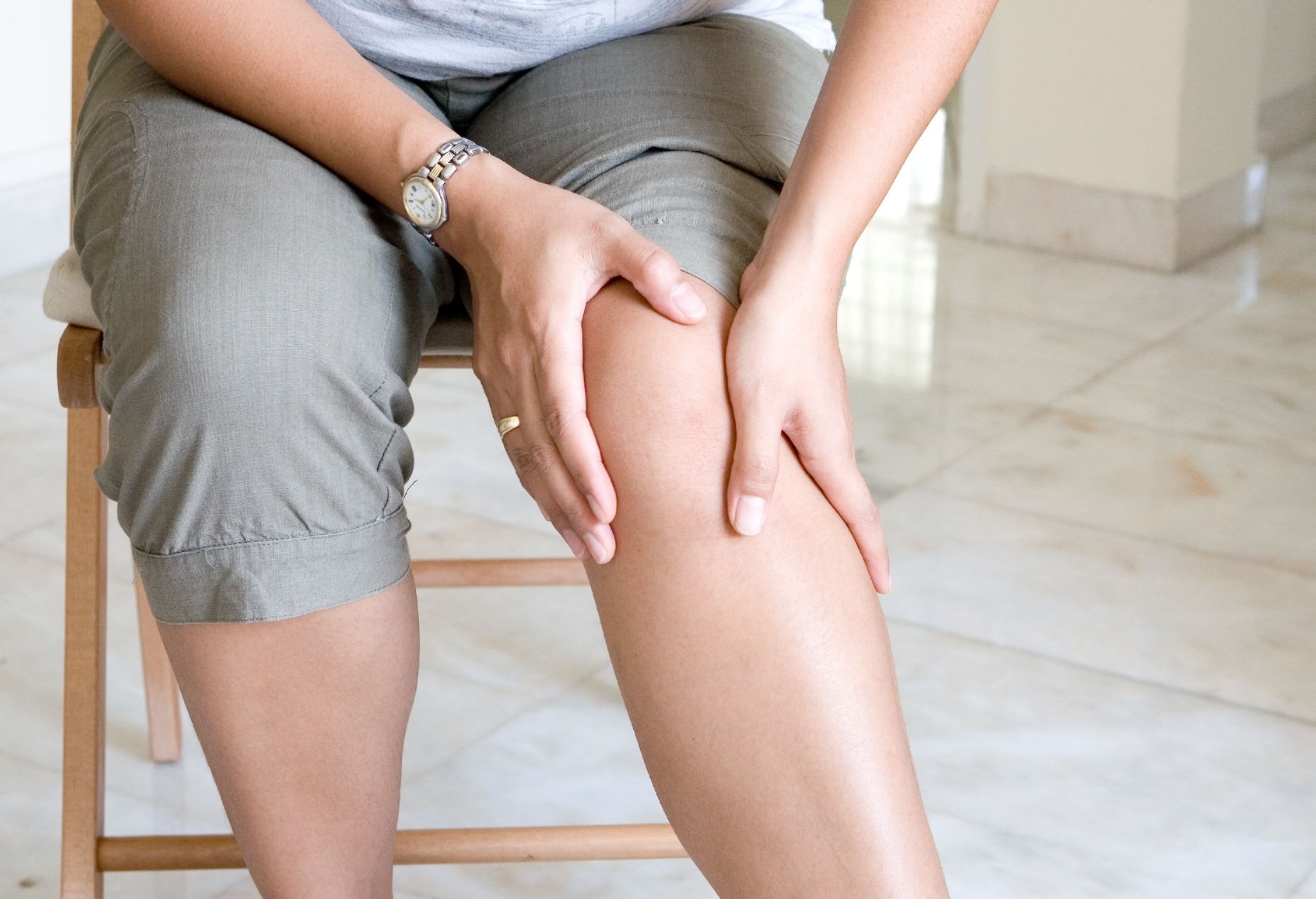 Anatomy of the Knee – A simple understanding – Osteopathy Singapore