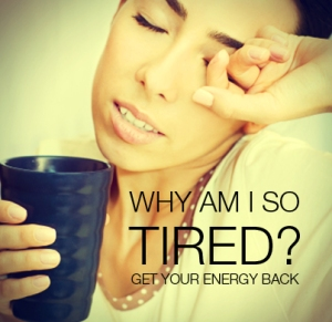 BEING TIRED