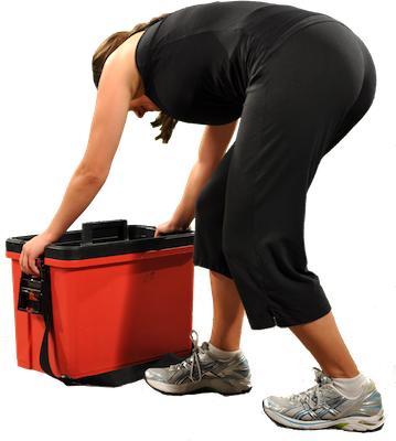 incorrect lifting