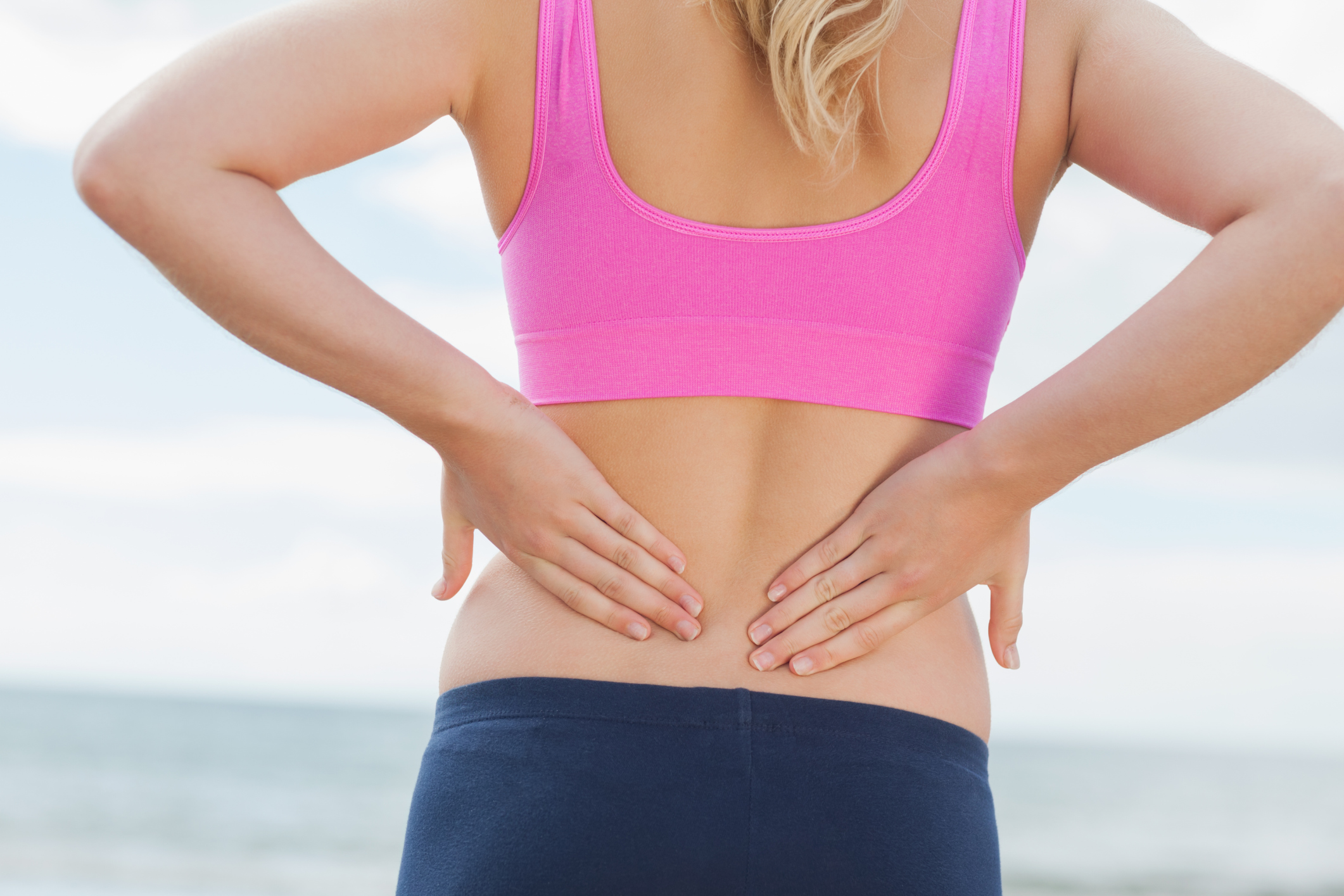 Can back injuries cause anal leakage