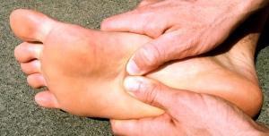 Plantar-Fasciitis massage