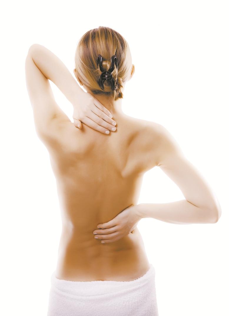 Scoliotic curve