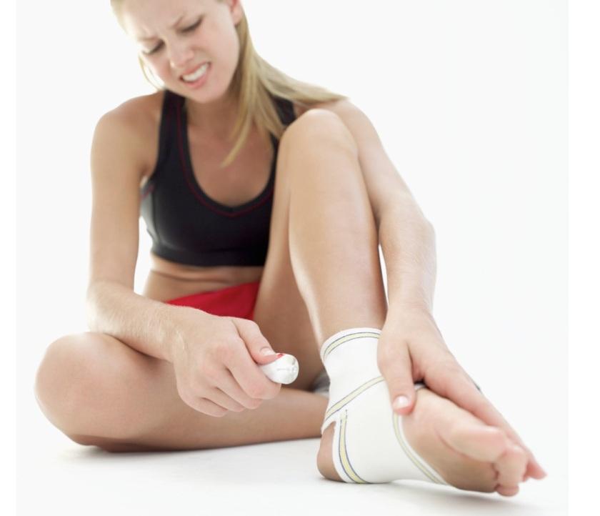 Ankle sprain main