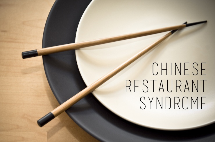 Crs Chinese Restaurant Syndrome